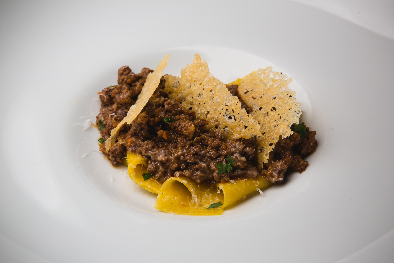 Pappardelle alla Bolognese | Arancino | Hawaii's premier Italian ...