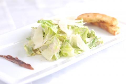 insalata alla caesar