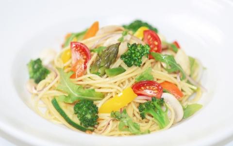 spaghetti all' ortolana